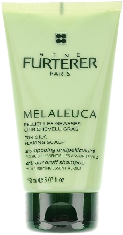 Шампоан против пърхот за мазен скалп - Rene Furterer Melaleuca Anti-Dandruff Shampoo Oily Scalp  — снимка N1