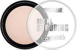 Парфюмерия и Козметика Компактен хайлайтър за лице - Luxvisage Ideal Strobing