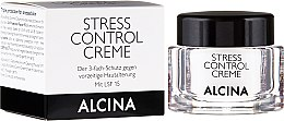 Парфюми, Парфюмерия, козметика Крем за защита кожата на лицето - Alcina Stress Control Creme