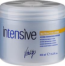Парфюмерия и Козметика Подхранваща маска за суха и увредена коса - Vitality's Intensive Nutriactive Mask