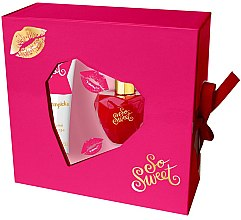 Парфюмерия и Козметика Lolita Lempicka So Sweet - Комплект (парф. вода/50ml +лосион за тяло/75ml)