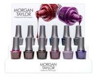 Парфюми, Парфюмерия, козметика Комплект лак за нокти - Morgan Taylor The Royal Life (nail/12х15ml)