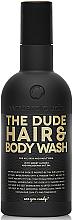 Парфюмерия и Козметика Шампоан-душ гел - Waterclouds The Dude Hair And Body Wash