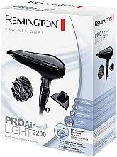 Парфюмерия и Козметика Сешоар за коса - Remington AC6120 ProAir Light 2200