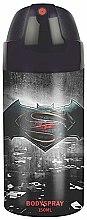 Парфюми, Парфюмерия, козметика Дезодорант - DC Comics Batman VS Superman Deodorant