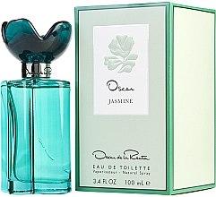 Парфюми, Парфюмерия, козметика Oscar de la Renta Jasmine - Тоалетна вода