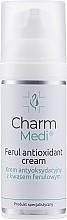 Парфюмерия и Козметика Антиоксидантен крем за лице с ферулова киселина - Charmine Rose Charm Medi Ferul Antioxidant Cream