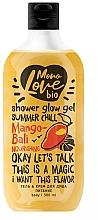 Парфюмерия и Козметика Подхранващ душ крем - MonoLove Bio Mango-Bali Nourishing