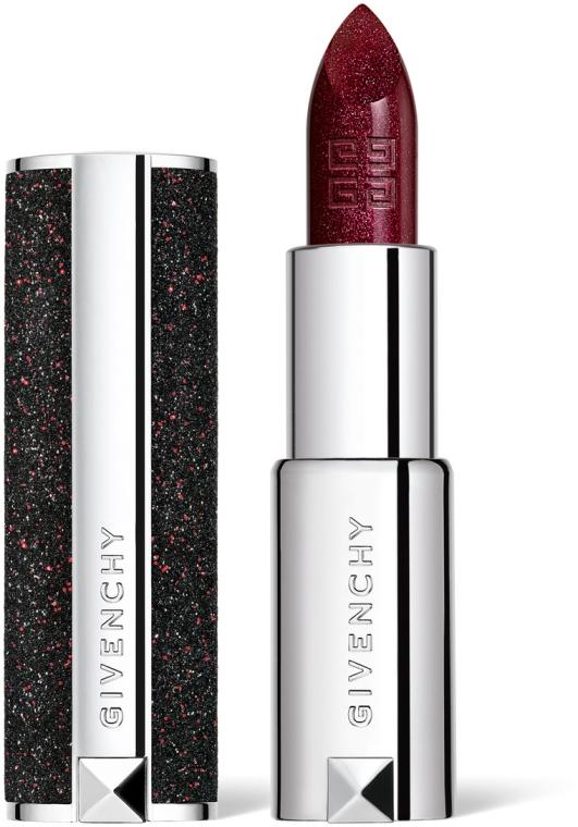 Червило за устни - Givenchy Le Rouge Night Noir — снимка N1