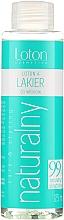 Парфюмерия и Козметика Натурален лак за коса - Loton 4 Hairspray (пълнител)