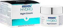 Парфюмерия и Козметика Хидратираща нощна крем-маска за лице - Novaclear Hydro Night Cream
