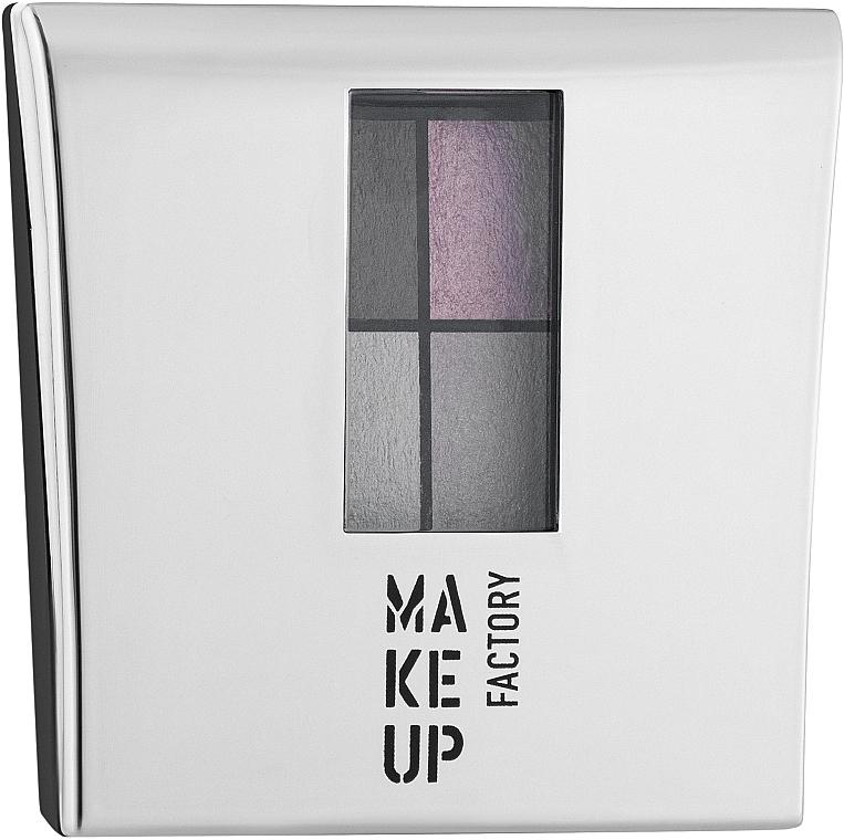 Комплект сенки за очи - Make Up Factory Eye Colors — снимка N2