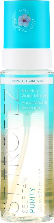 Мус-автобронзант - St. Tropez Self Tan Purity Bronzing Water Mousse