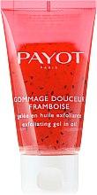 Парфюмерия и Козметика Ексфолиращ гел със семена от малини - Payot Gommage Douceur Framboise
