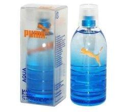 Парфюми, Парфюмерия, козметика Puma Aqua Man - Тоалетна вода