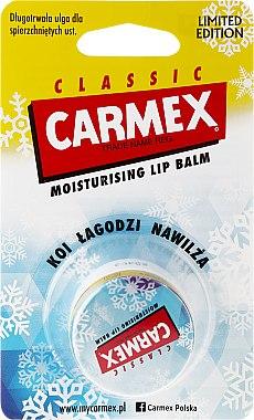 Балсам за устни - Carmex Moisturising Lip Balm Winter Limited Edition — снимка N1