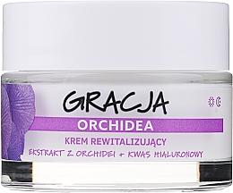 Парфюмерия и Козметика Ревитализиращ крем против бръчки с екстракт от орхидея и хиалуронова киселина - Gracja Orchid Revitalizing Anti-Wrinkle Day/Night Cream