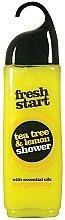 Парфюмерия и Козметика Гел за душ - Xpel Marketing Ltd Fresh Start Shower Gel Tea Tree & Lemon