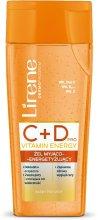 Парфюми, Парфюмерия, козметика Почистващ гел за лице - Lirene C+D Pro Vitamin Energy Face Gel 30+