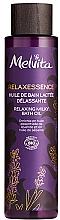 Парфюмерия и Козметика Масло за вана - Melvita Relaxessence Relaxing Milky Bath Oil