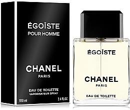 Chanel Egoiste - Тоалетна вода — снимка N2