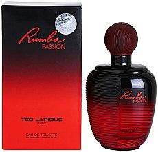 Парфюми, Парфюмерия, козметика Ted Lapidus Rumba Passion - Тоалетна вода