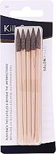 Парфюмерия и Козметика Дървени пръчици за избутване на кожички, 5 бр. - KillyS