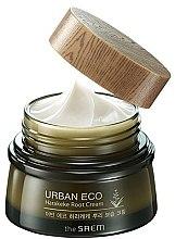 Парфюмерия и Козметика Крем за лице с екстракт от новозеландски лен - The Saem Urban Eco Harakeke Root Cream