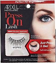 Парфюми, Парфюмерия, козметика Изкуствени мигли - Ardell Press On Lash Wispies Black