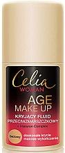 Парфюми, Парфюмерия, козметика Тонален флуид за лице - Celia Age Make Up Fluid