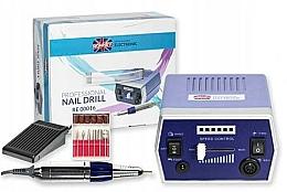 Парфюмерия и Козметика Електрическа пила за нокти RE 00016 - Ronney Profesional Nail Drill 40W