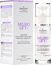 Парфюмерия и Козметика Редуктор за мимически линии на очи и устни - Farmona Neuro Lift+ Mimic Wrinkle Reducer