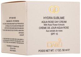 Парфюми, Парфюмерия, козметика Дневен крем за лице - Ga-De Hydra Sublime Moisturizing Cream Aqua Rose