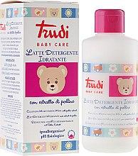 Парфюми, Парфюмерия, козметика Почистващо бебешко мляко - Trudi Baby Care Cleansing Moisturizing Milk