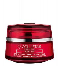 Парфюмерия и Козметика Лифтинг крем за лице и шия - Collistar Lift HD Ultra-Lifting Face And Neck Cream (тестер)