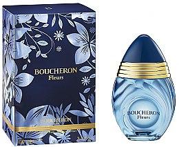 Парфюмерия и Козметика Boucheron Fleurs Eau De Parfum - Парфюмна вода