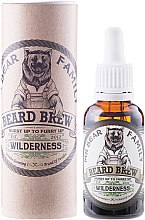 Парфюми, Парфюмерия, козметика Масло за брадата - Mr. Bear Family Brew Oil Wilderness