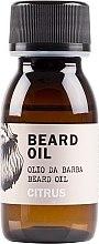 Парфюмерия и Козметика Цитрусово масло за брада - Nook Dear Beard Oil Citrus
