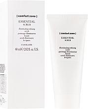 Парфюмерия и Козметика Почистващ скраб за лице - Comfort Zone Essential Scrub