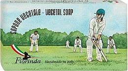 """Парфюмерия и Козметика Натурален сапун """"Бейзбол"""" - Florinda Sport & Spezie Natural Soap"""