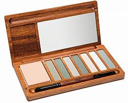 Парфюми, Парфюмерия, козметика Палитра сенки за очи - Alilla Cosmetics Forest Palette