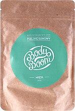Парфюмерия и Козметика Скраб за тяло с кафе и мента - BodyBoom Coffee Scrub Mint