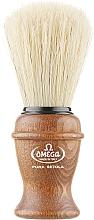 Парфюмерия и Козметика Четка за бръснене, 11137 - Omega