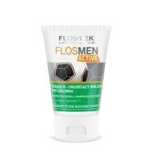 Парфюми, Парфюмерия, козметика Охлаждащ балсам за след бръснене - Floslek Soothing Cooling After-Shave Balm