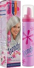 Парфюмерия и Козметика Мус-оцветител за коса - Venita Trendy Color Mousse
