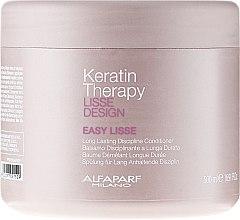 Парфюмерия и Козметика Балсам за коса - Alfaparf Lisse Design Keratin Therapy Easy Lisse