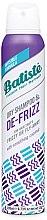Парфюмерия и Козметика Изглаждащ сух шампоан - Batiste Dry Shampoo & De-Frizz