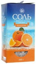 Парфюми, Парфюмерия, козметика Соль морская с эфирным маслом апельсина - Пълничко бебе