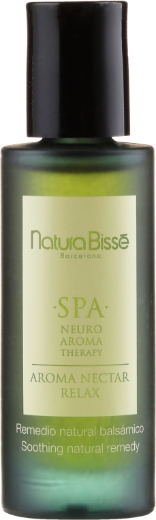 Ароматно релаксиращо масло - Natura Bisse Spa Neuro-Aromatherapy Aroma Nectar Relax — снимка N1