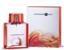 Парфюми, Парфюмерия, козметика Mandarina Duck Man - Тоалетна вода